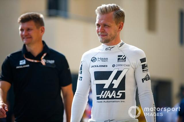 """Kevin Magnussen, Haas F1 Team <span class=""""copyright"""">Andrew Hone / Motorsport Images</span>"""