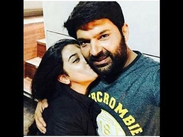 Image result for kapil sharma ginni chatrath pics normal