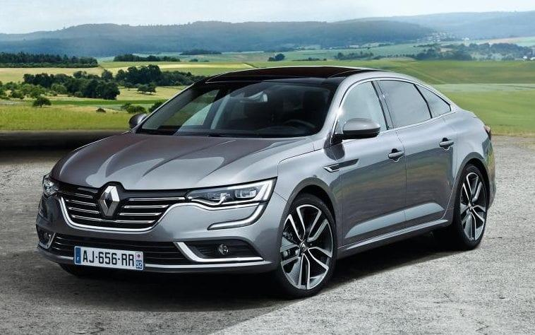 Renault Talisman UK