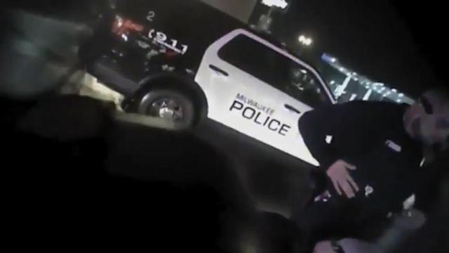 Video of police using a stun gun on Milwaukee Bucks' Sterling Brown 'concerns' Milwaukee's mayor. Vid: Milwaukee PD