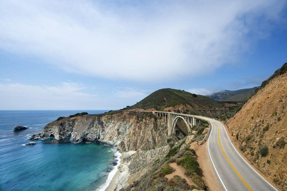 <p>State Route 1, also known as the Pacific Coast Highway, stretches approximately 655 miles down the California coastline and has no short supply of beautiful ocean views.<br></p>