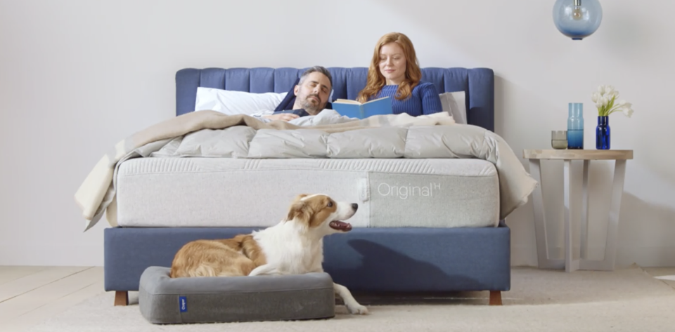 Now's your chance to get a Casper mattress at a great price. (Photo: Casper)