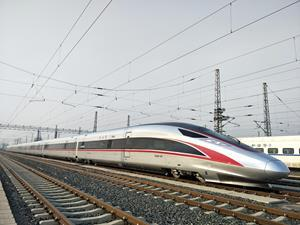 Bombardier's joint venture wins contract to build 16 new Chinese standard high-speed train cars.