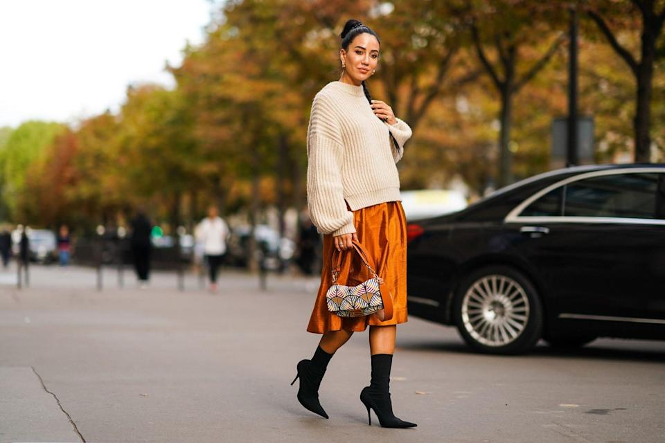 This $26 Chunky Knit Gets Shoppers So Many Compliments