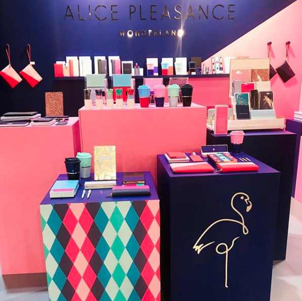 The new collection has hit stores in Australia this week. Source: Instagram / alice.pleasence