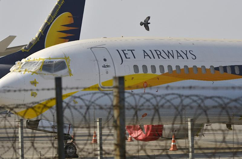 Once India's top airline, Jet halted its operations in April after lenders declined to pay emergency cash as they failed to find a buyer for a 75 percent stake in the carrier