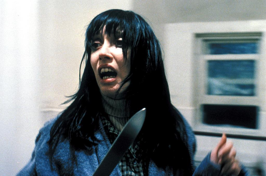 "Jamie's Pick: <a href=""http://movies.yahoo.com/movie/contributor/1800019041"">SHELLEY DUVALL</a> - <a href=""http://movies.yahoo.com/movie/1800116994/info"">The Shining</a>   ""She was a good wife, good mother and had to put up with a crazy psychotic husband. She was strong and a survivor!"""