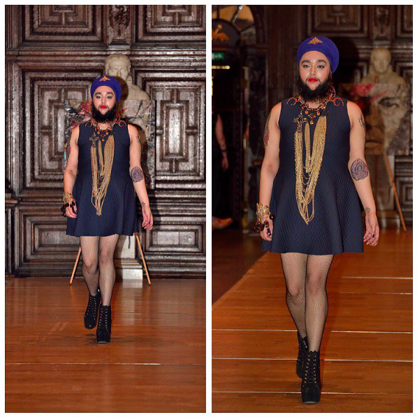 "<p>For years Haarnaam Kaur was bullied thanks to the hormone condition Polycystic Ovary Syndrome (PCOS), which causes her to grow excess facial body hair. Now she's a model, activist and Instagram star who in 2016 not only made her debut on the catwalk at London Fashion Week (and absolutely killed it, we might add), but was also awarded a Guinness World Record for being the youngest woman to have a full beard. ""I am super proud to hold this record, the inner child in me is so pleased,"" she wrote on Instagram. ""It is amazing to be valued and celebrated being a bearded lady. I hope those who read or see my record can take away positivity, inspiration, and realize that no matter who you are or what you look like, you are officially amazing!"" [Photo: Instagram/HarnaamKaur] </p>"