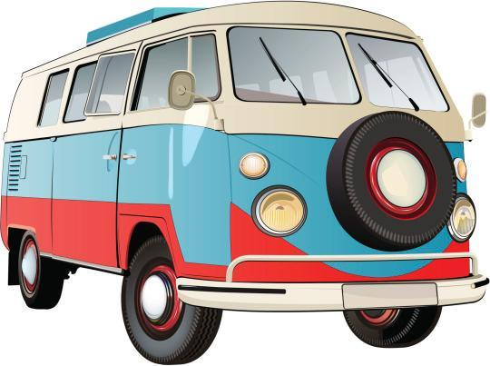 Dad Makes His 3-Year-Old a 'VW Bus Bed' (No, She Doesn't Sleep in