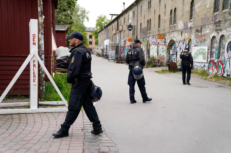 Fast in, first out: Denmark leads lockdown exit