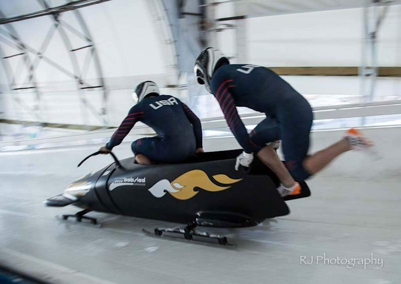 Meet the green beret chasing his olympic bobsled dream for Green light motors fremont