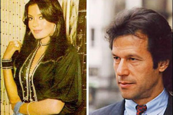 <b>2. Imran Khan and Zeenat Aman</b><br><br>The dashing Pakistani cricketer and the yesteryear Bollywood siren created waves in the media when they started dating each other. Their affair was very short lived and Imran went on to marry British socialite Jemimah Khan.