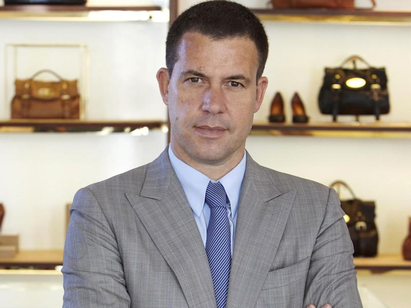 Bruno Guillon leaves Mulberry