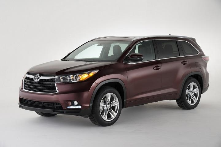 2016 Toyota Highlander photo