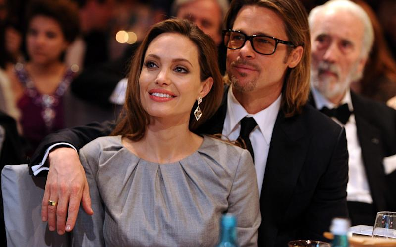 Will they, won't they: Is Angelina having second thoughts about her divorce with Brad Pitt? - Getty Images