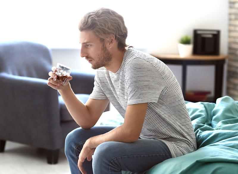 This Official Drinking Guideline for Men Might Majorly Change