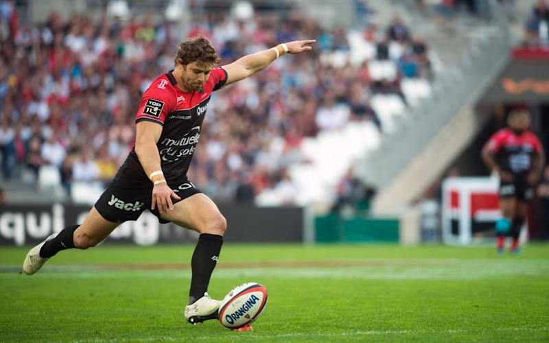 Halfpenny has an agreement with his club that allows him to go to New Zealand - AFP