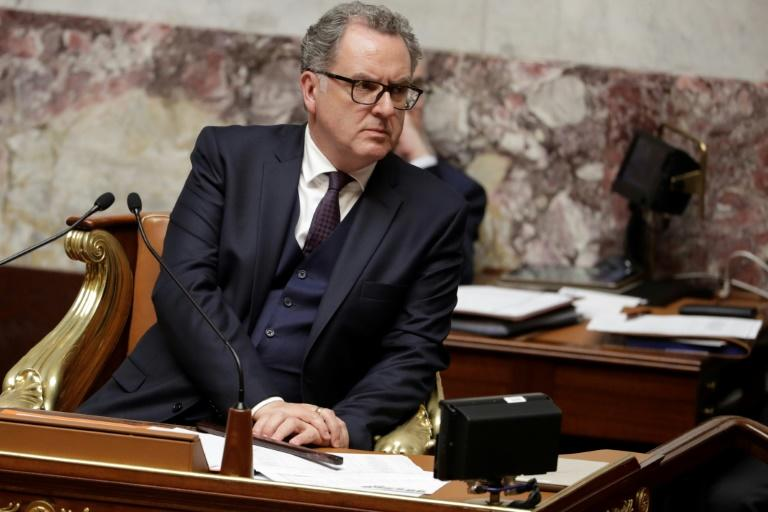 Richard Ferrand à l'Assemblée nationale le 3 octobre 2018Plus