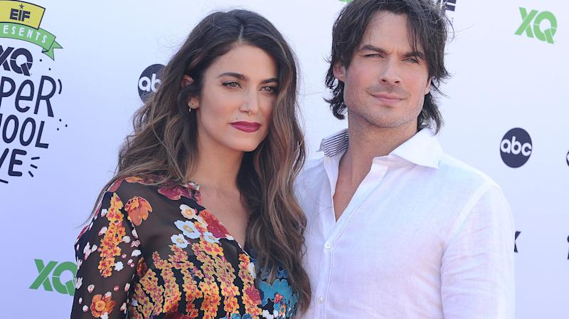 Ian Somerhalder Says He Secretly Threw Out Wife Nikki Reed's Birth Control Pills