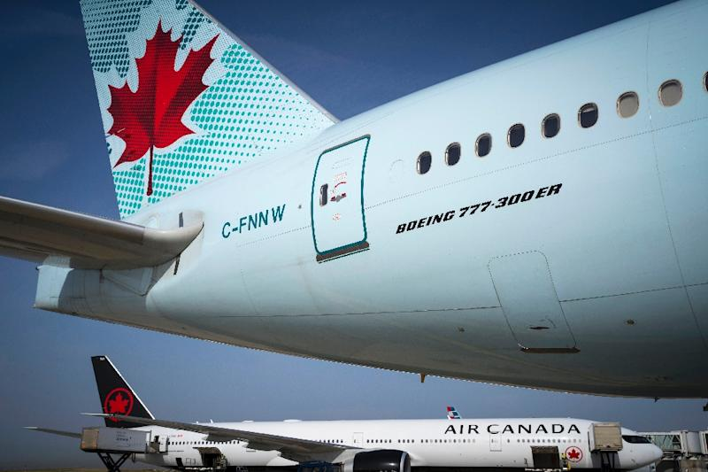 Air Canada is getting into the business of delivering cargo by drone
