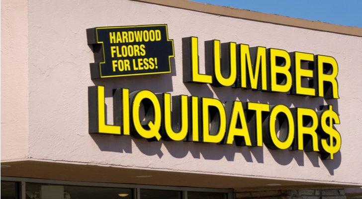 LL Earnings: Lumber Liquidators Stock Tanks on Disappointing Q3 Sales