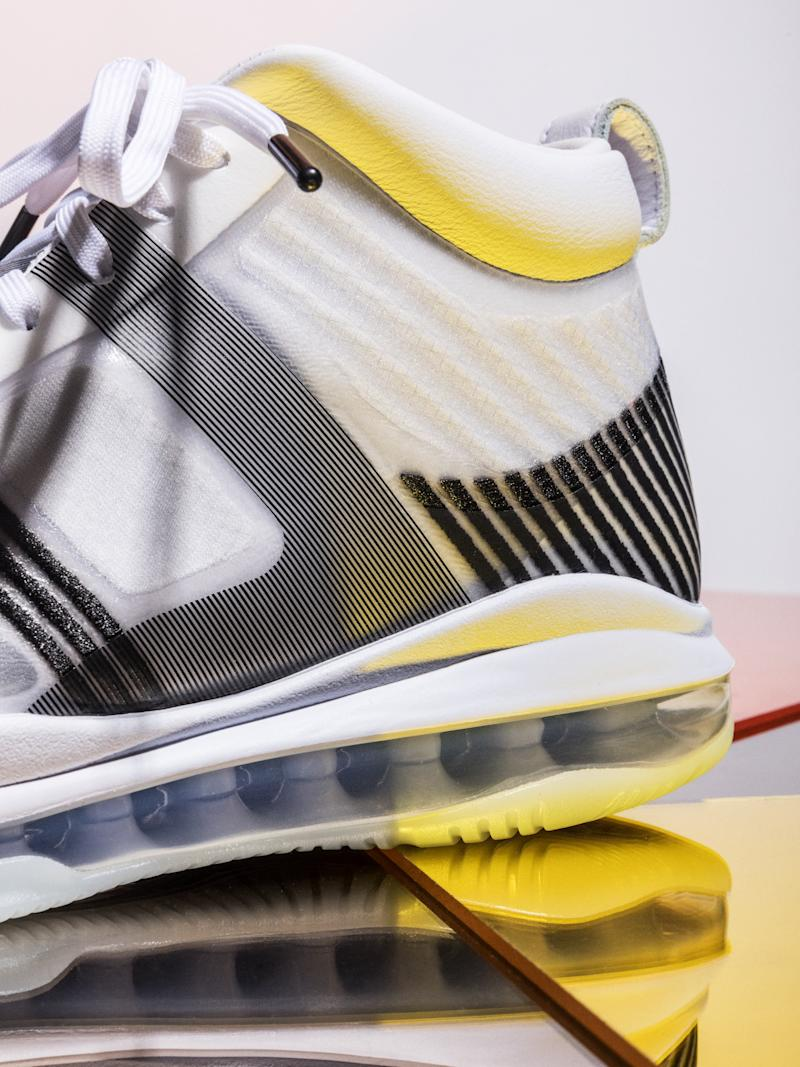 952cd91918f9 LeBron James and John Eliot Teamed Up for an Icon-Grade Sneaker