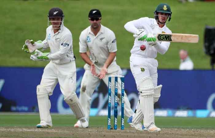 Hamilton Test: New Zealand trail by 247 runs vs South Africa