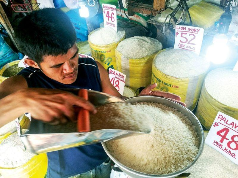 Duterte confirms order to suspend rice imports