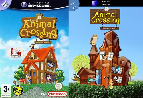 Animal Crossing Cover Clipart