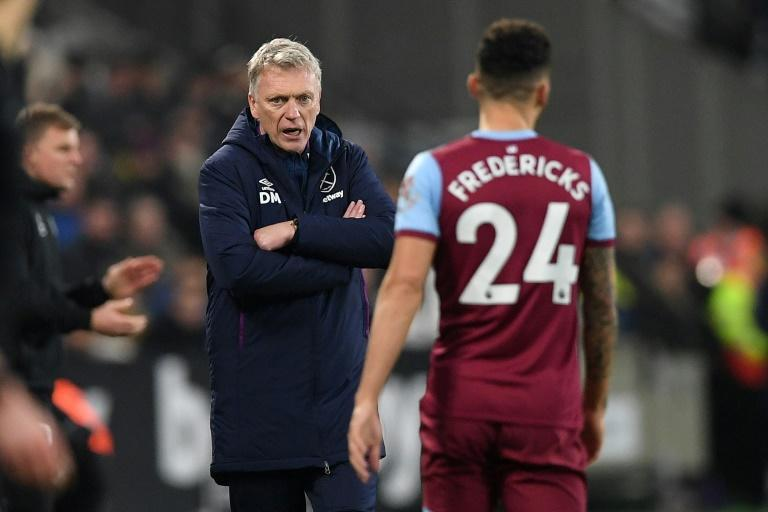 David Moyes won his first match back in charge of West Ham