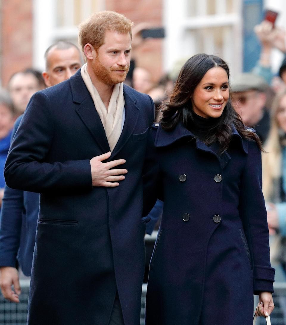 Meghan Markle is expected to join the royal family for Christmas [Photo: Getty]