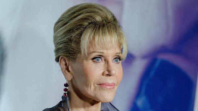 While many in the film industry are claiming they had no knowledge of Harvey Weinstein's alleged sexual misconduct, Jane Fonda is admitting that she first heard about the producer's behavior a year ago, according to The Hollywood Reporter.