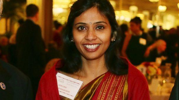 ap devyani khobragade kb 131218 16x9 608 John Kerry Expresses Regret Over Indian Diplomats Arrest