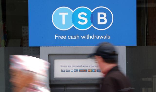 Coronavirus: Is your TSB branch among 164 sites to be closed down?