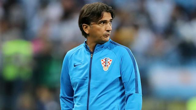 "Argentina and Nigeria are not happy about Croatia making changes against Iceland, but coach Zlatko Dalic is ""minding his own business""."