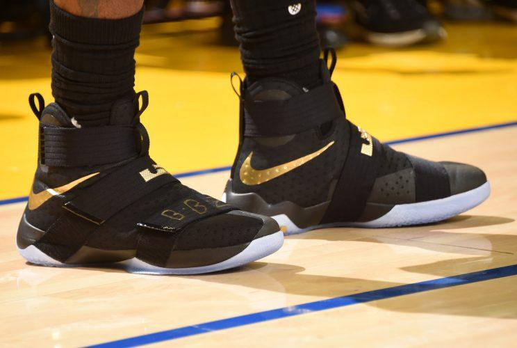 7c36330219d Kicks Fix  The story of LeBron s laceless Nike Soldier series