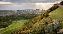 <p>When it comes to running, Edinburgh offers a little bit of everything. Seaside runs, check. Steep hills, check. Blustery moors, check. Plus, there is a high likelihood that you will run by an old castle if you go far enough.</p>