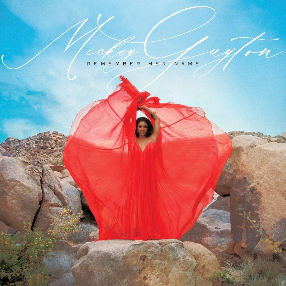 Music Review - Mickey Guyton (ASSOCIATED PRESS)