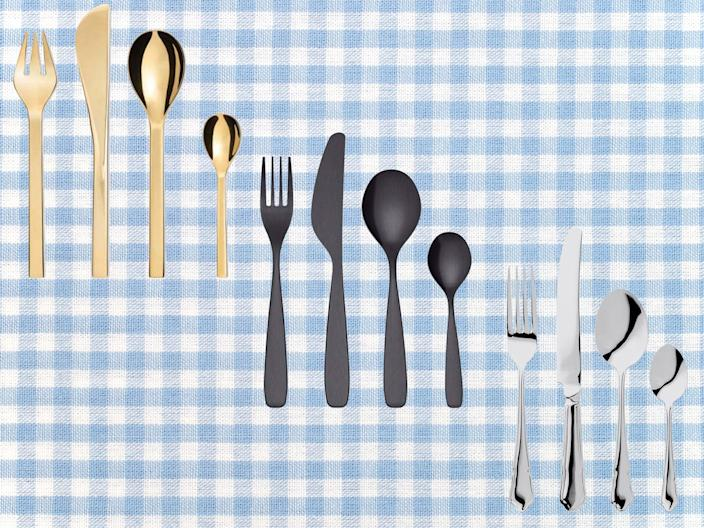 We weighed up quality, design and affordability over numerous dinners  (iStock/The Independent)