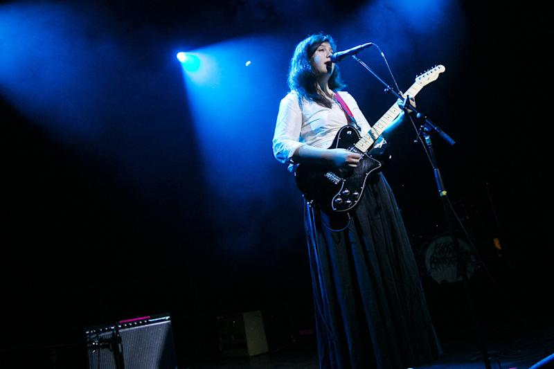 Lucy Dacus on Woodstock 50, Bruce Springsteen and Next Solo Album