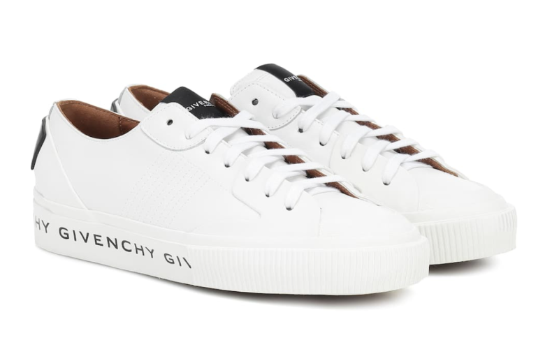Givenchy leather shoes. (PHOTO: MyTheresa)