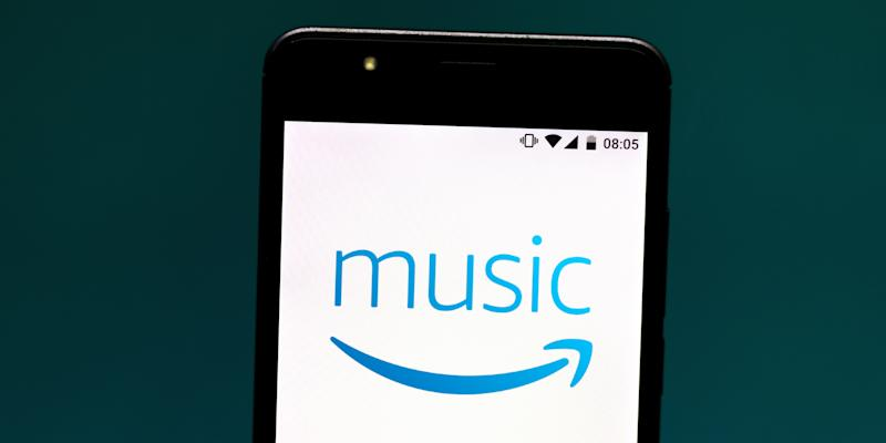 Amazon Music Launches High-Fidelity Streaming