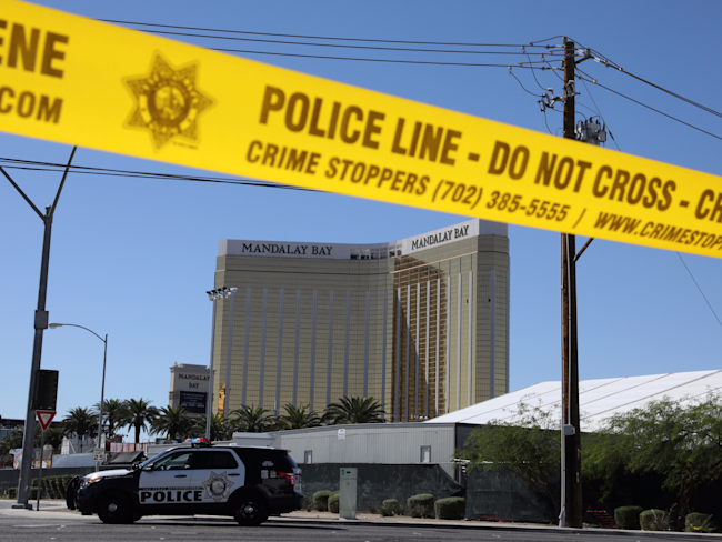 las vegas shooting mandalay bay