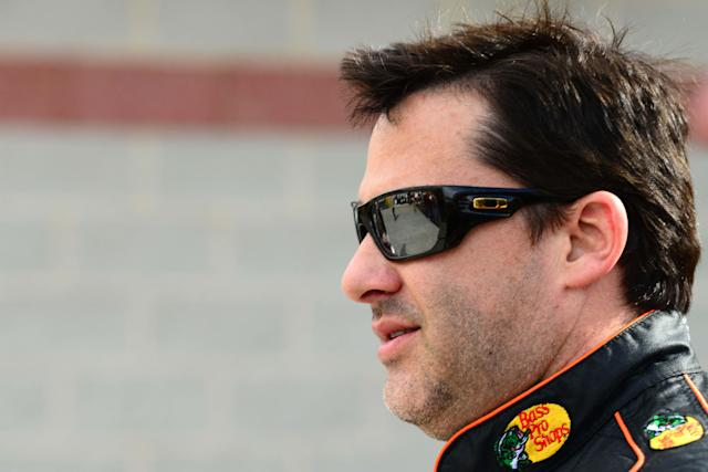 Tony Stewart returns to the Sprint Cup Series at Atlanta