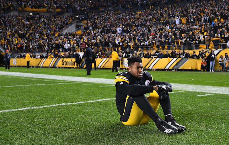 e9b27cc8a JuJu Smith-Schuster wants Steelers to  stop all the bull----  and win a  Super Bowl