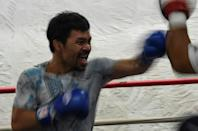 Pacquiao's star power in a country famed for its celebrity-obsessed politics would put him in a strong position in the presidential race -- but it would not guarantee victory