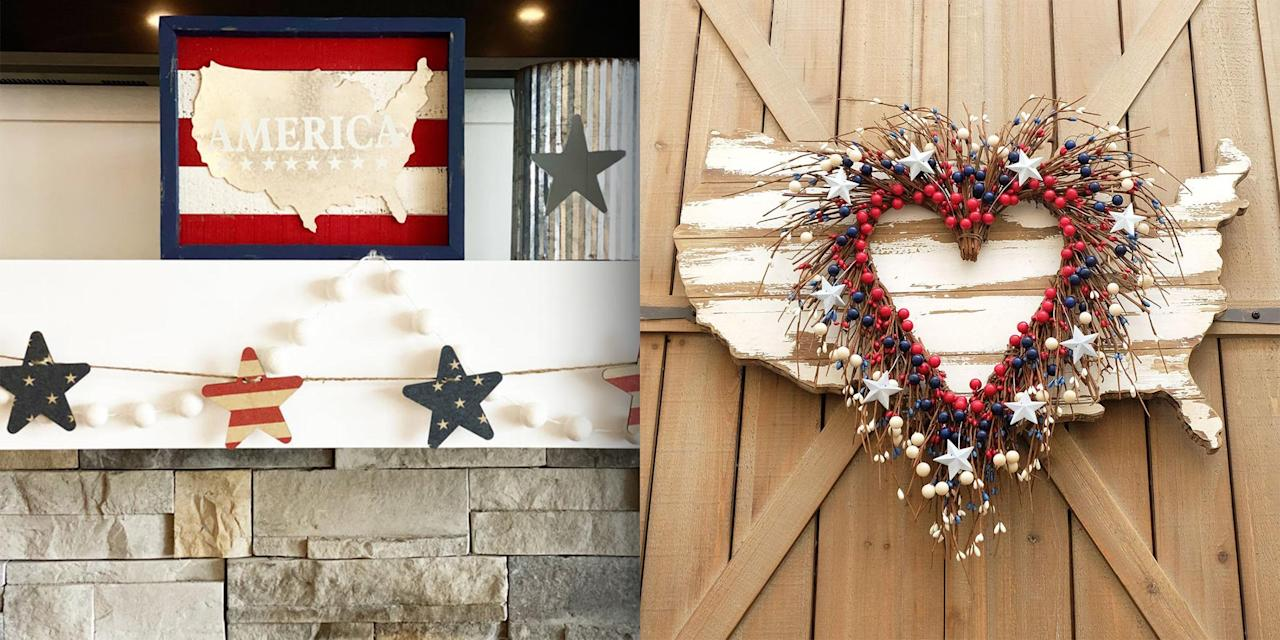 40 festive Memorial Day decorating ideas for an at-home celebration