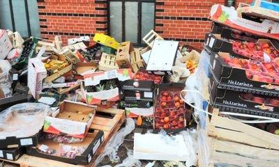 Food waste: UK's major supermarkets sign up to halve £20bn annual bill by 2030