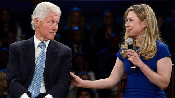 GTY bill chelsea clinton kab 140317 16x9 608 Chelsea Clinton: Heart Surgery Radically Changed My Dad