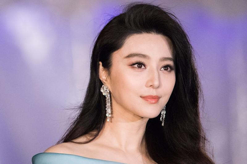 Fan Bingbing Will Do Anything in a Sheet Mask